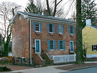 Jugtown Historic District historic district in Princeton, New Jersey