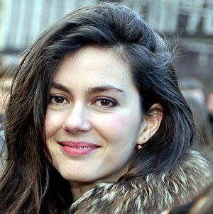 Julia Faure - Julia Faure in February 2013