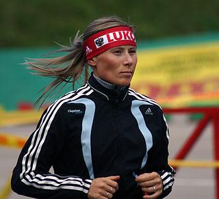Yuliya Chepalova Russian cross-country skier