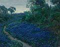 Julian Onderdonk - Bluebonnets in the Misty Morning (1917).jpg