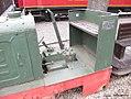 Jung Lok der Feldbahn im Deutschen Dampflokomotiv-Museum in Neuenmarkt, Oberfranken (14334698603).jpg