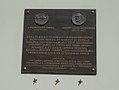 Jurányi Lajos akadémikus emléktábla, Luther tér 1, 2017 Nyíregyháza.jpg