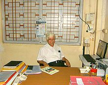 K.Manjunathaiah in office.jpg