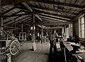K.u.k. Verpflegs Feldausrüstungs Werkstätte in Villach, Abteilung für Fahrküchen Reparatur, aufgenommen am 25.V.1916 (BildID 15473136).jpg