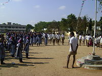 KALLAPPULIYUR HIGH SCHOOL PRIER.JPG