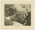 KITLV - 29362 - Demmeni, J. - The Anai Gorge, west coast of Sumatra, with at the right the cog railway - circa 1910.tif
