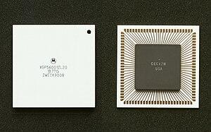 Motorola 56000 - Motorola XSP56001