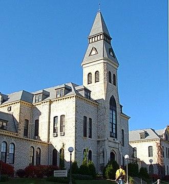 Anderson Hall (Manhattan, Kansas) - Anderson Hall
