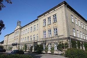 Frederiksberg Campus (University of Copenhagen) - Rolighedsvej 23