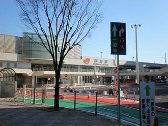 Kachigawa Station - Image: Kachigawa (JR Central) 05