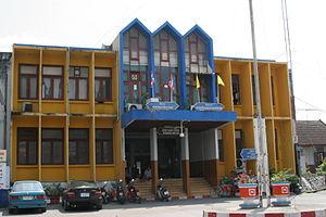 Kaeng Khoi District - Kaeng Khoi Railway Station