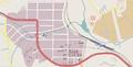 Kaesong Industrial Region OpenStreetMap.png