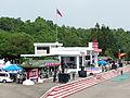 Kai-shou Review Stand View from Zhong Zheng Hall 20131012.jpg
