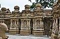 Kailasanatha Temple, dedicated to Shiva, Pallavve period, early 7th century, Kanchipuram (39) (37410144926).jpg