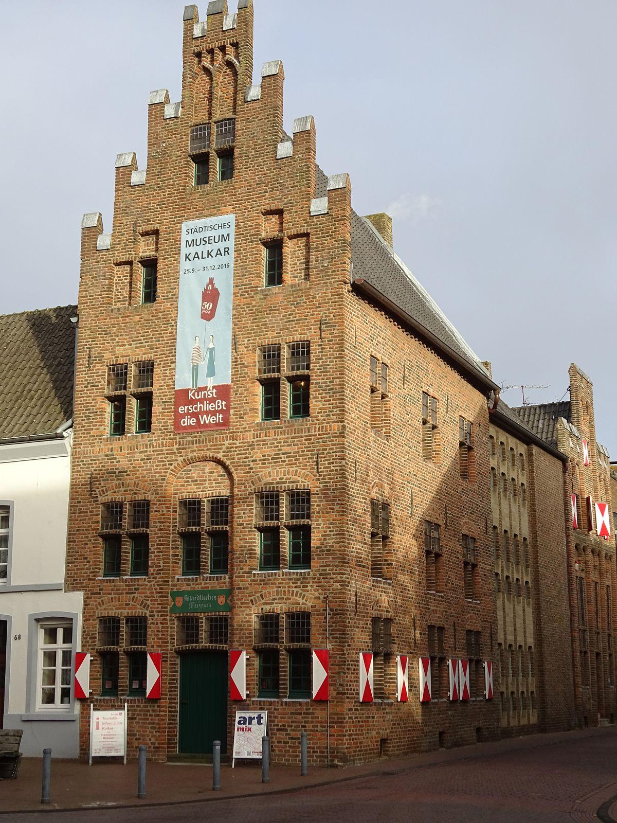 Städtisches Museum Kalkar – Wikipedia