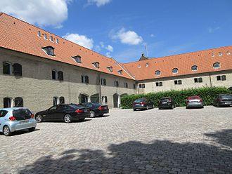Christianshavns Vold - The storage building