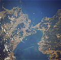 Kanmon Straits from space.jpg
