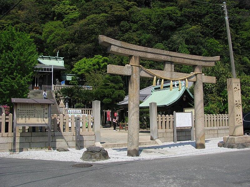 東浦賀の東叶神社