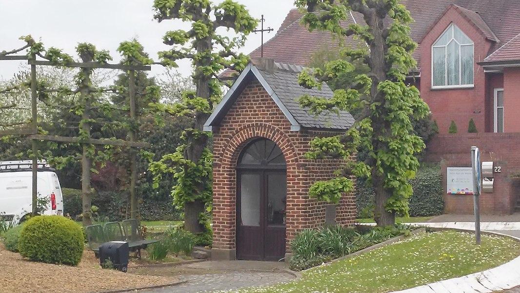 Kapel van het Heilig Kruis, Sint-Pieters-Leeuw