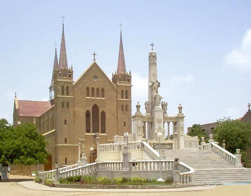 Karachi St. Patricks Cathedral-2