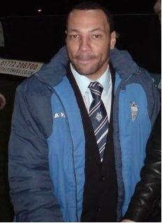 Karl Hawley English footballer
