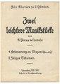 Karl Feaux de Lacroix - Zwei leichtere Musikstücke.pdf