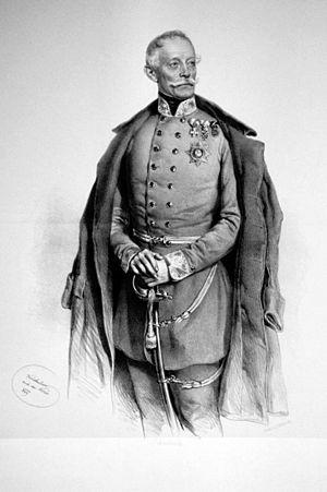 Braunfels - Karl von Schönhals 1849