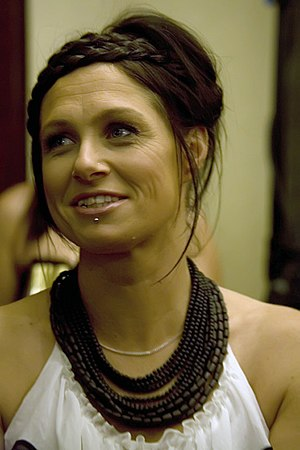 Kasey Chambers - Chambers, ARIA Hall of Fame 1 July 2008 Courtesy Mandy Hall