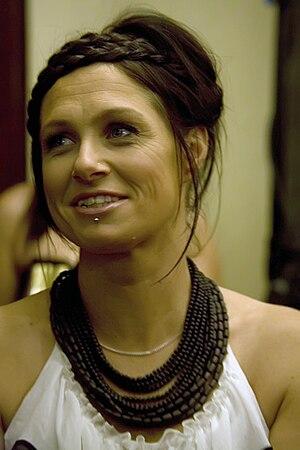 Kasey Chambers - Chambers, ARIA Hall of Fame 1 July 2008 Courtesy Mandy Hall