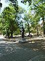 Katolikos Vazgen A statue 02.JPG