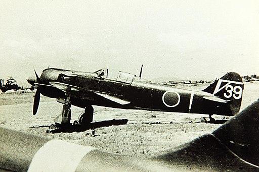 Kawasaki Ki-100 W39 of the 5th Sentai
