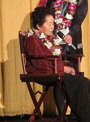 Keiko Fukuda - Fukuda in March 2012