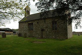 Kemeys Commander - All Saints Church