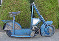 Another 1st generation British scooter, the Kenilworth
