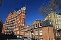 Kensington Gore in Jay Mews street, London.JPG