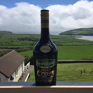 Irish cream - Kerrygold Irish Cream Liqueur