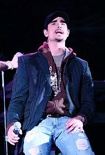Kevin Richardson (musician) American singer, member of the Backstreet Boys