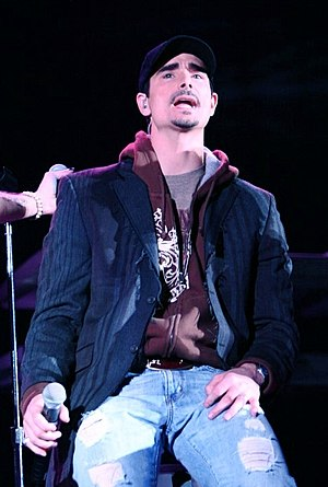 Kevin Richardson (musician) - Image: Kevin Richardson on tour