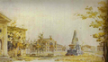 Kherson town square Late 18th century.PNG