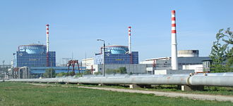 Nuclear power in Ukraine - Khmelnizka NPP