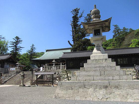 吉備津彦神社 - Wikipedia
