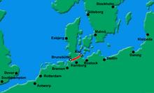 Kylio kanalas – Vikipedija