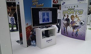 Kinect Sports - A Demo of Kinect Sports featured at Millennium City in September 2010.