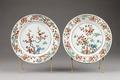 Kinesiska porslins tallrikar från 1662-1722 Kangxi, Qing-dynastin - Hallwylska museet - 95684.tif