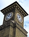King's Cross railway station facade Clock Tower 02.jpg