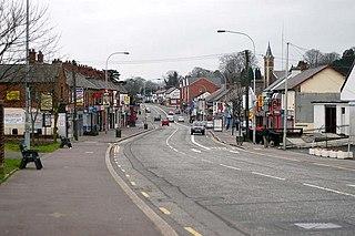 Dunmurry Urban townland in Belfast, Northern Ireland