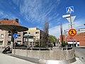 Kirkonkyläntie, Malmintori - Malmi, Helsinki C IMG 7408.jpg