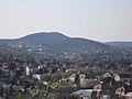 Kis-Sváb Hill Protection Area. View to Kútvölgy. - Budapest.JPG