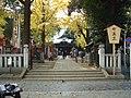 Kishimojin Hall (鬼子母神堂) of Homyo-ji (法明寺) - panoramio.jpg