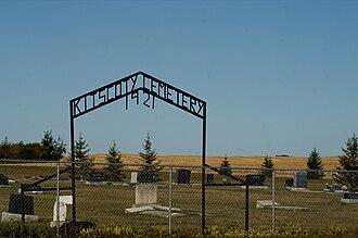 Kitscoty - Kitscoty Cemetery